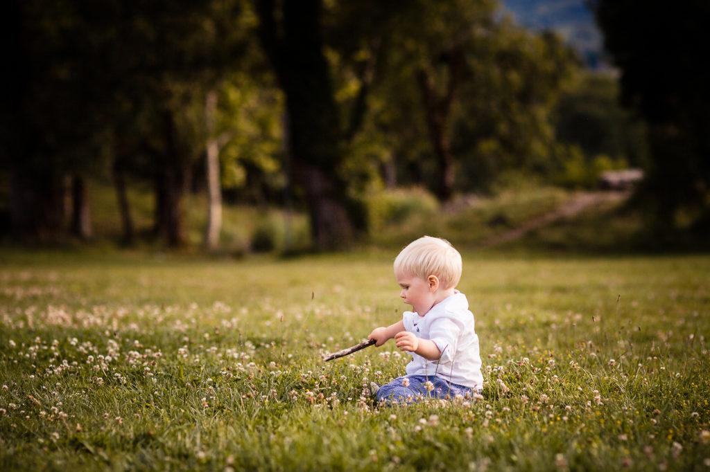 Photographe enfant Savoie