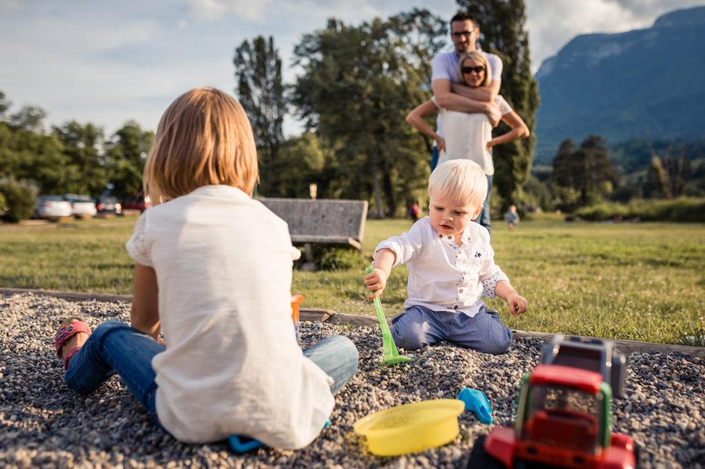 Reportage lifestyle vie de famille