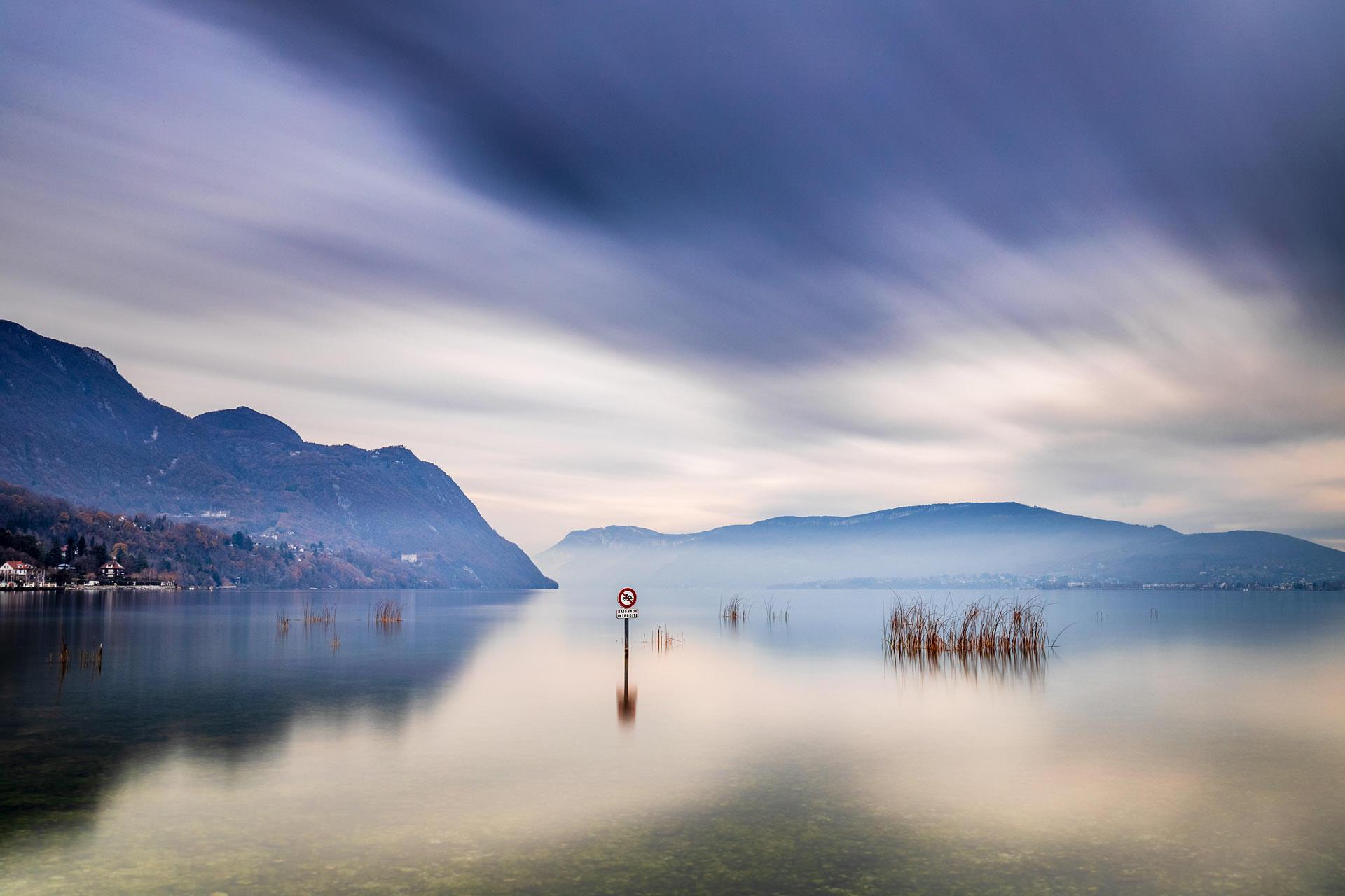 Stage apprendre la photo lac du Bourget Chambéry Savoie