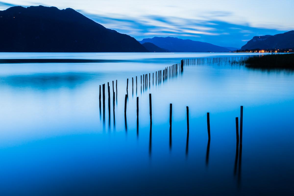 Stage de découverte de la photographie lac du bourget Aix les Bains