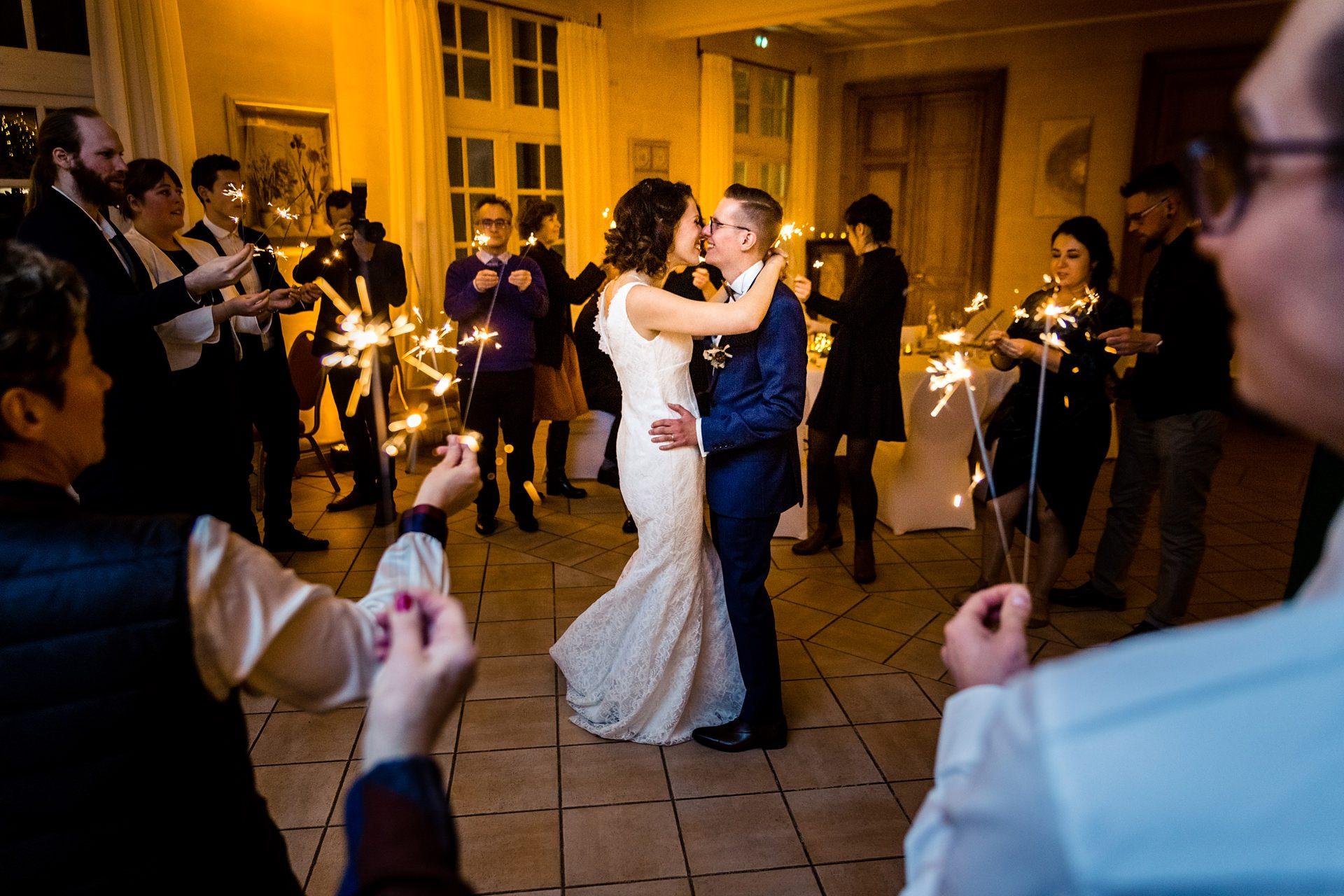 La première danse, photographe de mariage Savoie