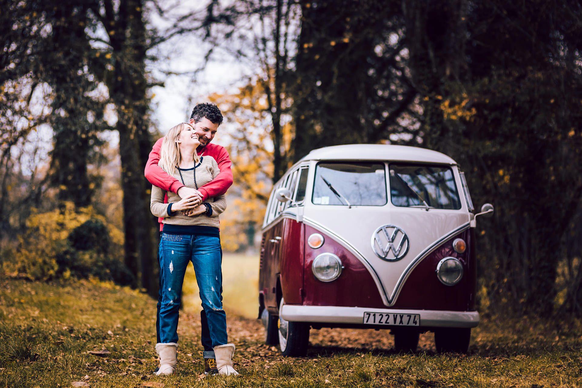 Photographe couple Haute-Savoie Annecy