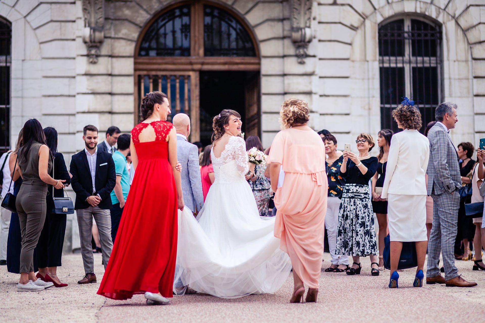 Photographe de mariage en Savoie à Chambéry