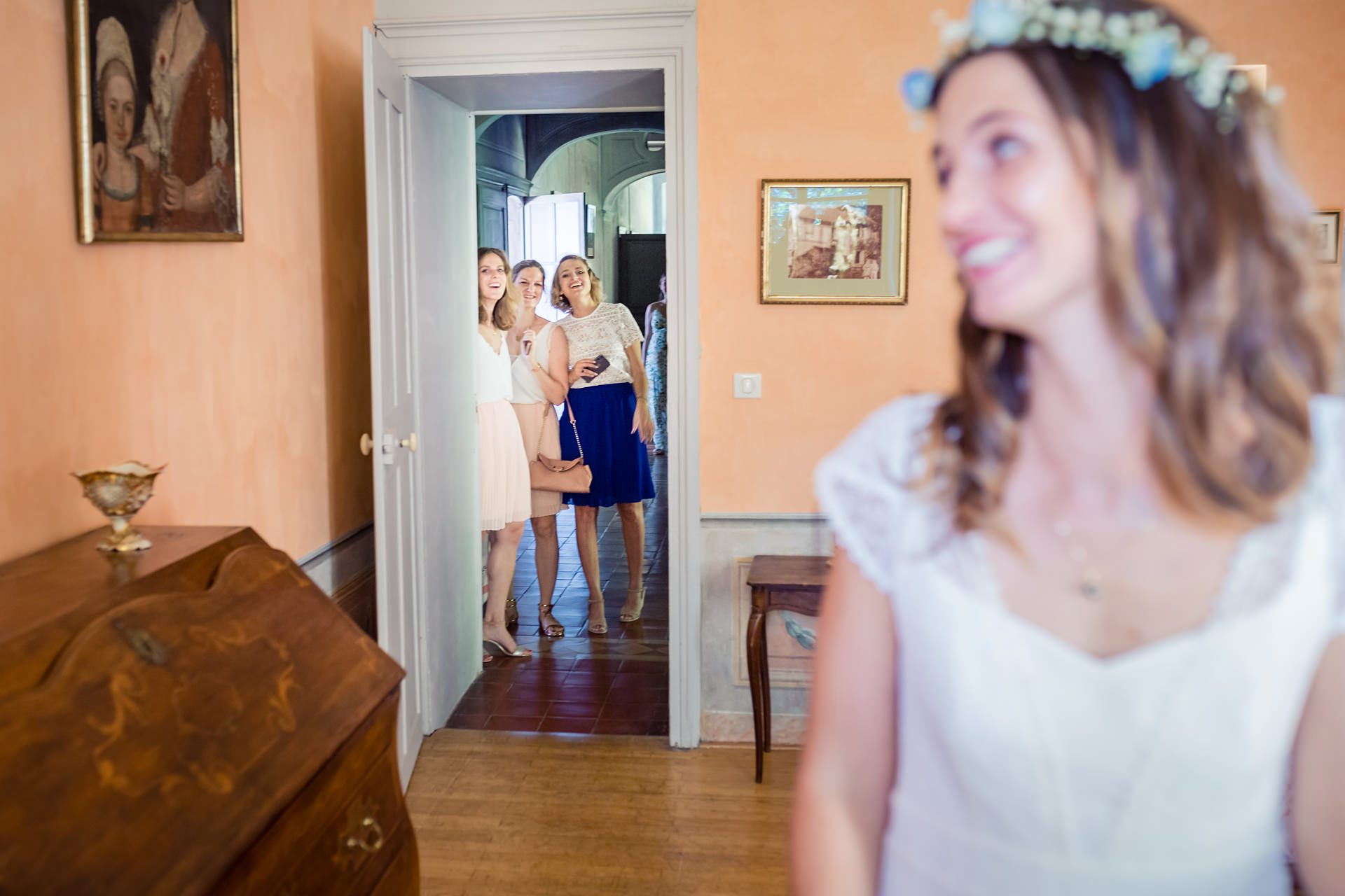 Photographe de mariage reportage Rhône-Alpes