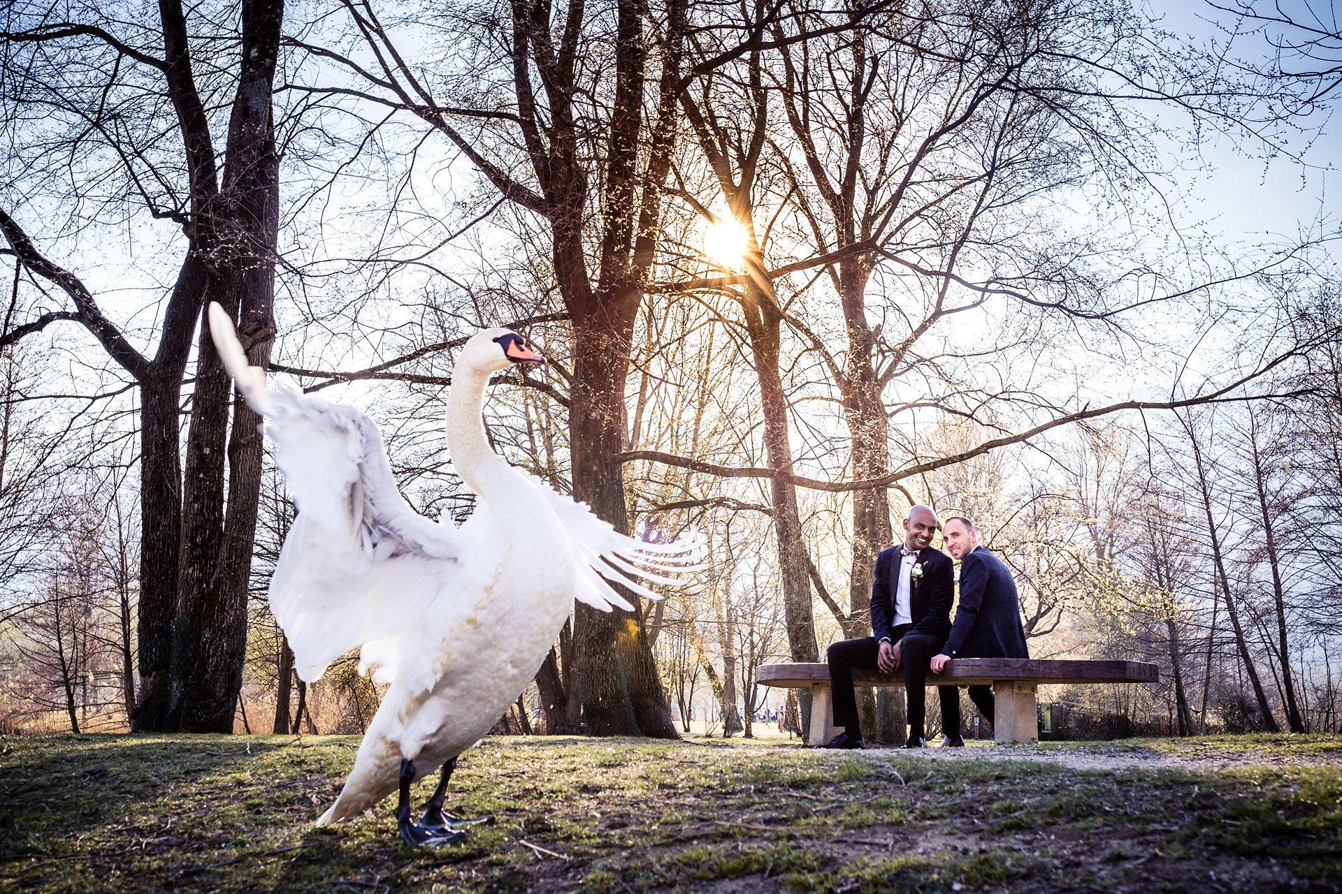 Photographe mariage gay Savoie et Haute-Savoie