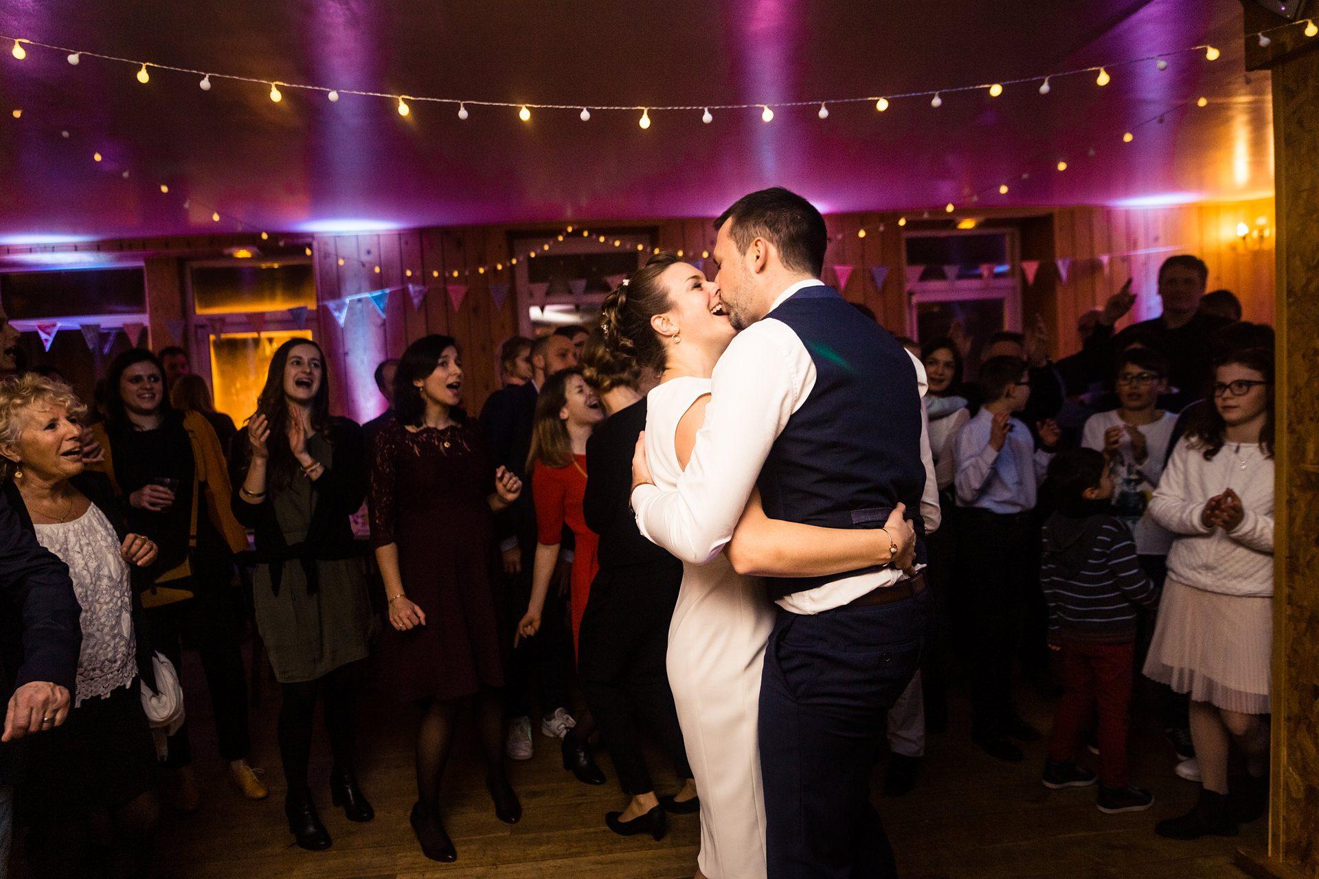 Photographe mariage soirée Savoie