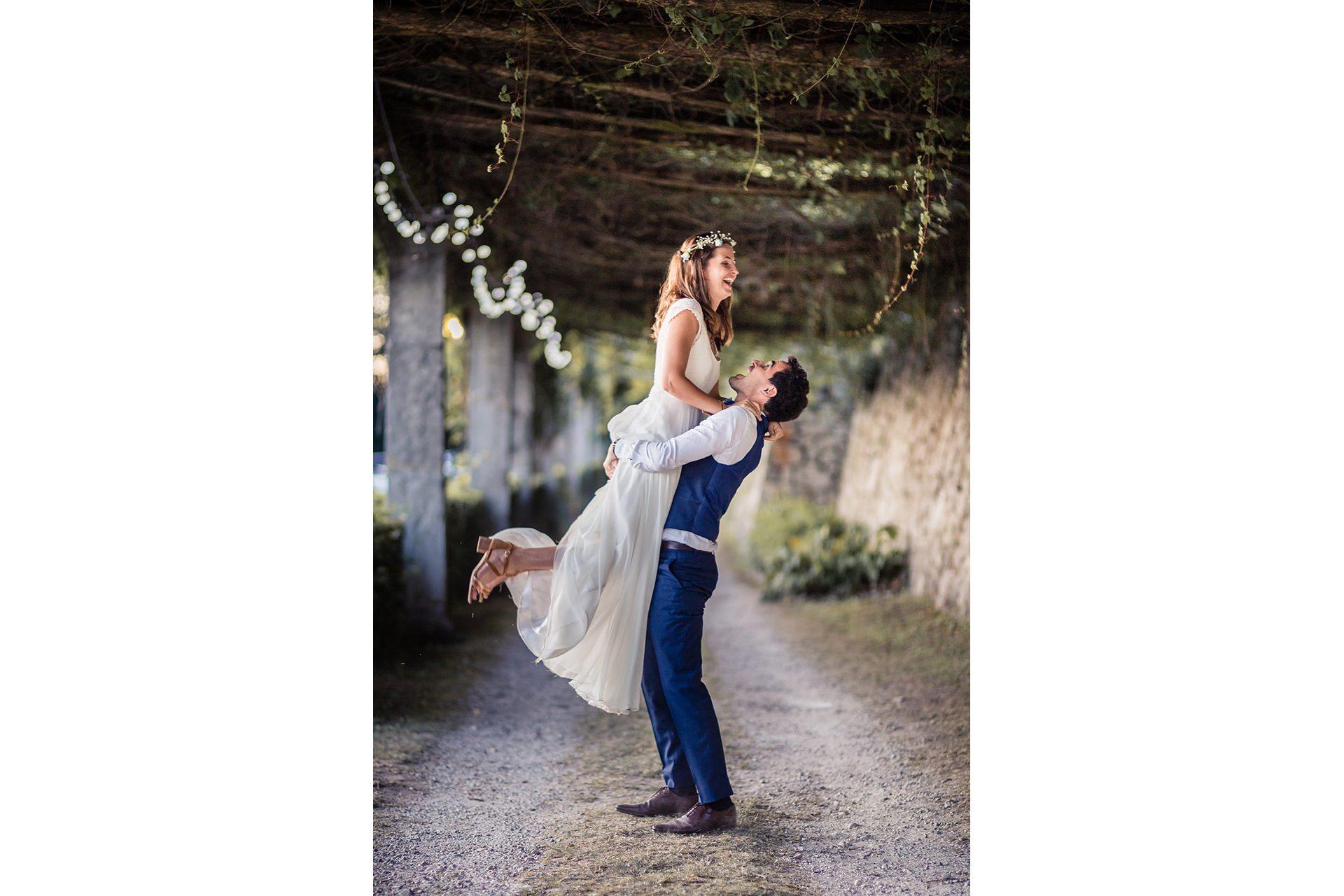 Photographe reportage de mariage à Chambéry et à Annecy