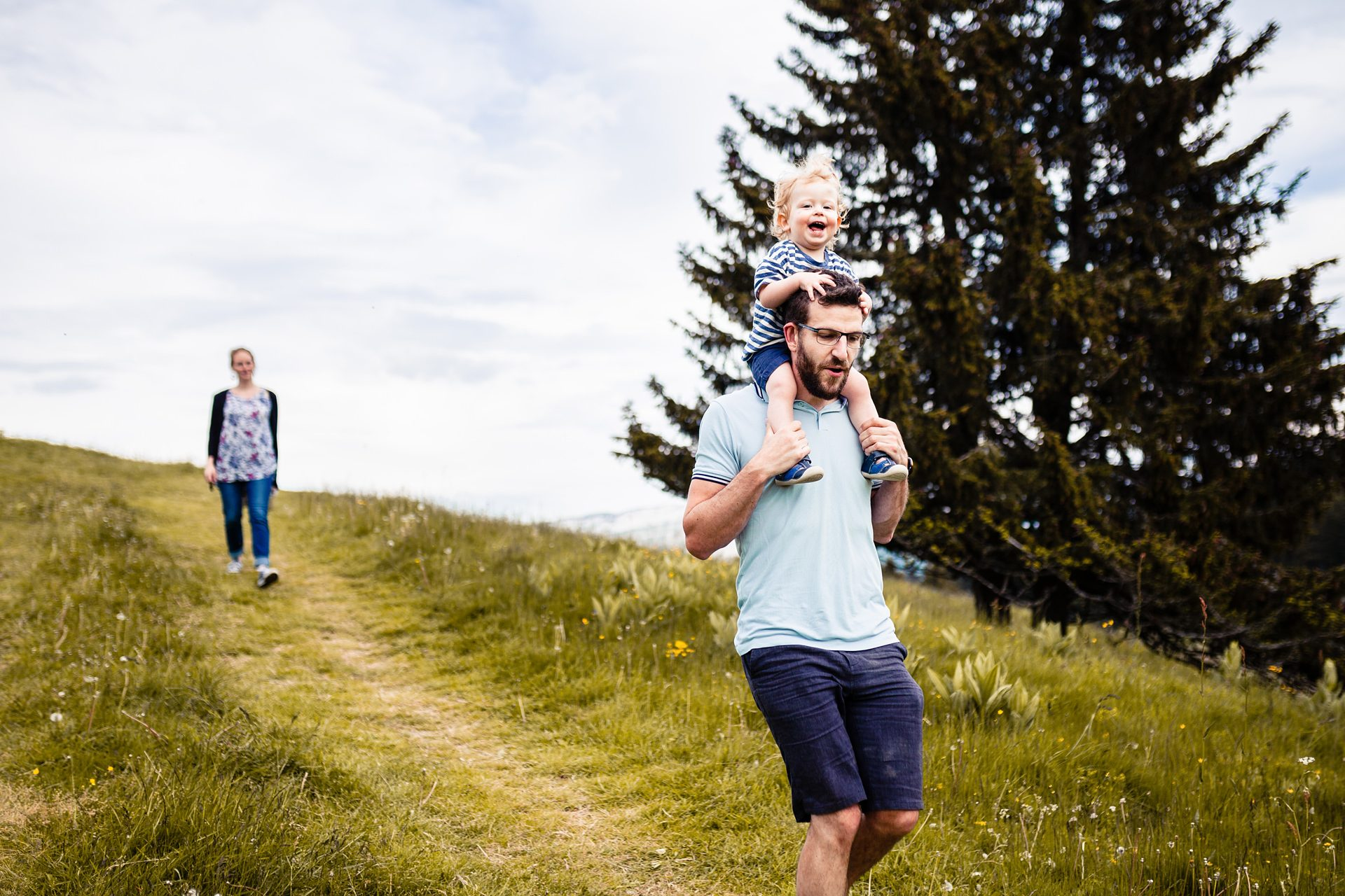 Séance photo lifestyle famille - Matthieu Chandelier photographe chambery